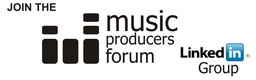 Music Producers Forum Linkedin Group