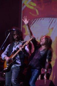 Joseph Calderazzo and Simon Meli